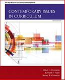 Contemporary Issues in Curriculum, Ornstein, Allan C. and Pajak, Edward F., 0133259978