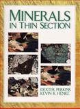 Minerals in Thin Section 9780130109972
