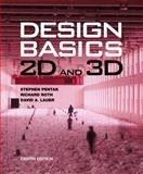 Design Basics : 2D and 3D, Pentak, Stephen and Roth, Richard, 0495909971