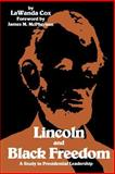 Lincoln and Black Freedom 9780872499973