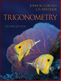 Trigonometry, Coburn, John W. and Herdlick, J. D., 0077349970