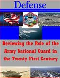 Reviewing the Role of the Army National Guard in the Twenty-First Century, School of School of Advanced Military Studies, 1500109975
