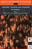Equality and Diversity in Education 1 : Learning, Teaching and Managing in Schools, , 0415119979