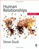 Human Relationships, Duck, Steve, 1412929989