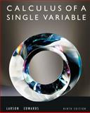 Calculus of a Single Variable, Larson, Ron and Edwards, Bruce H., 0547209983