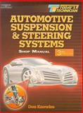 Automotive Suspension and Steering Systems, Knowles, Don, 0766859983