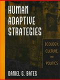 Human Adaptive Strategies 9780205269983