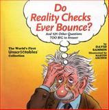 Do Reality Checks Ever Bounce?, David Samson, 1561719986