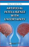 Artificial Intelligence with Uncertainty, Li, Deyi and Du, Yi, 1584889985