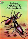 Insects Coloring Book, Jan Sovak, 0486279987