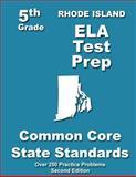 Rhode Island 5th Grade ELA Test Prep, Teachers Treasures, 1492259985