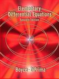 Elementary Differential Equations, Boyce, William E. and DiPrima, Richard C., 0471319988