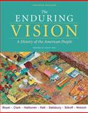 The Enduring Vision since 1865, Boyer, Paul S. and Clark, Clifford, 049579998X