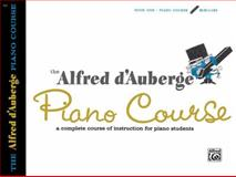 Alfred d'Auberge Piano Course Lesson Book, Alfred d'Auberge, 0739009982