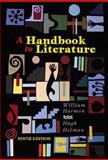 A Handbook to Literature, Harmon, William and Thrall, William Flint, 0130979988
