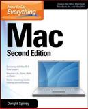 How to Do Everything Mac, Dwight Spivey, 0071639985