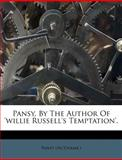 Pansy, by the Author of 'Willie Russell's Temptation', Pansy (fict.name.), 1286049997