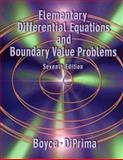 Elementary Differential Equations and Boundary Value Problems, Boyce, William E. and DiPrima, Richard C., 0471319996