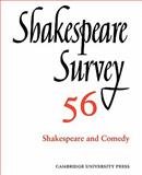 Shakespeare and Comedy Vol. 56, , 0521049997
