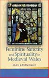 Feminine Sanctity in Medieval Wales, Cartwright, Jane, 0708319998