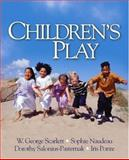 Children's Play, Scarlett, W. George and Naudeau, Sophie, 0761929991