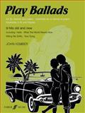 Play Ballads, John Kember, 0571519997