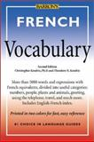 French Vocabulary, Christopher Kendris and Theodore Kendris, 0764119990