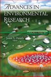 Advances in Environmental Research, Daniels, Justin A., 161728999X