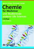 Chemie fur Mediziner : Ein Lehr- und Ubungsbuch, Krieg, Benno and Janiak, Christoph, 3110179997