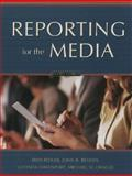 Reporting for the Media, Fedler, Fred and Bender, John R., 0195169999