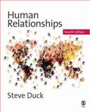 Human Relationships, Duck, Steve W., 1412929997