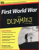 First World War for Dummies, Sean Lang, 1118679997