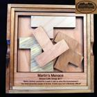 Image for the Logo Martin's Menace Puzzle product