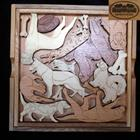Image for the Dog Lover's Puzzle with Logo product