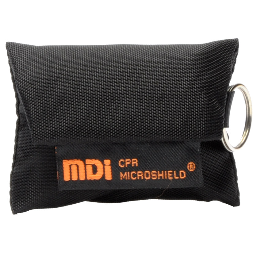 Image for the CPR Keychain Mask Microshield product