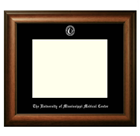 Image for the Diploma Frame 8.5x11 Satin Walnut Black Mat product