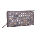 Image for the Katya Metallic Wallet Silver product