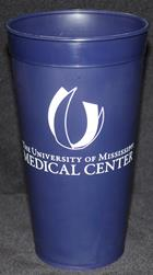 Image for the UMMC Tall Stadium Cup Navy product