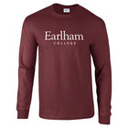 Image for the Long Sleeve Tee New Earlham Core Logo product