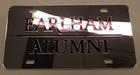 Image for the Earlham Alumni LIcense Plate product