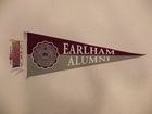 Image for the Alumni Pennant product