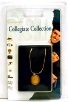 Image for the Earlham Pendant Gold with Necklace product