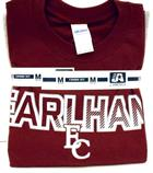 Image for the Tee and Crew Combo Oxford Sweatshirt/Maroon Tee product