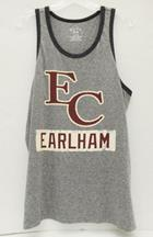 Image for the Tank EC Earlham College Heather Black product