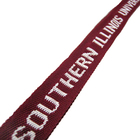 "Image for the R&D® SOUTHERN ILLINOIS UNIVERSITY 3/4"" MAROON LANYARD product"