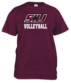 Image for the RUSSELL® SIU SPORT VOLLEYBALL T product