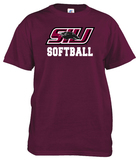 Image for the RUSSELL® SIU SPORT SOFTBALL T product