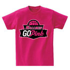 Image for the SIU SALUKIS PINK OUT T-SHIRTS product