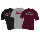 Image for the JERZEES® SIU T-SHIRT - AVAILABLE IN BLACK, GREY AND MAROON product