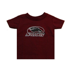 Image for the LITTLE KING® SOUTHERN ILLINOIS SALUKIS SHORT SLEEVE T-SHIRT product